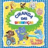 Coleção Ciranda Das Diferenças C/ 10 Cds - C/ Frete Grátis