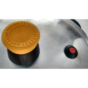 Peso + Anel Panela Pressão Rochedo Turbo 7,6 Lts Original