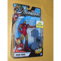 Marvel Avengers Movie Series Iron Man Walmart Exclusive 6