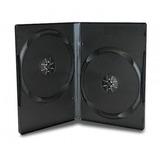 Estuche Dvd 14mm Doble X 100 Unidades + Envío Gratis