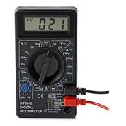 Tester Multimetro Digital Dt830b Con Cables Economico