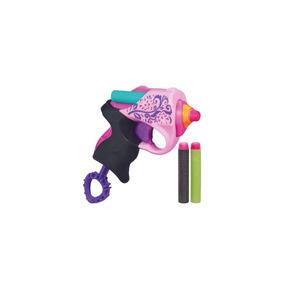 Pistola De Juguete Compacta Nerf Rebelle Hasbro Motociclo