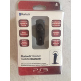 Oficial Bluetooth Headset Ps3