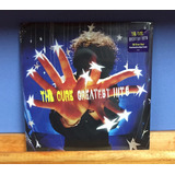 Vinilo The Cure, Greatest Hits - Music Factor Chile