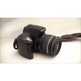 Vendo O Cambio Camara Sony Alpha Dslr A290