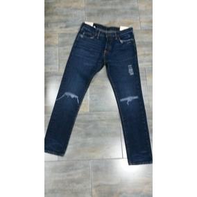 Pantalon Abercrombie De Hombre Talla 32x30 100% Original