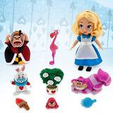 Set Animators Disney Store Alicia En El Pais De La Maravilla