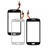 Tela Touch Samsung Galaxy S3 Duos Gt I8262b I8262 Azul + 3m