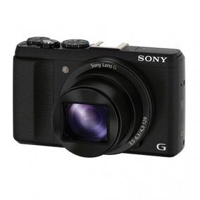 Câmera Sony Dsc-hx60 20mp/30x/fhd Preto