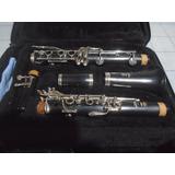 Clarinete Yamaha Estandar Ycl 255 Como Nuevo