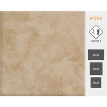 Ceramica Cortines Ciment Arena 40x40 1º. Precio Por Caja!!!