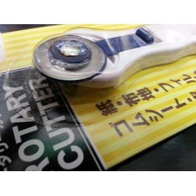 Cortador Circular + Frete Grátis Rotativo Couro Tecido Papel