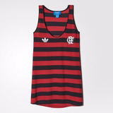 Camiseta Regata Flamengo Farm adidas Originals - Netfut