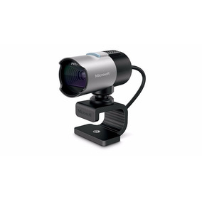 Cámara Web Lifecam Studio Microsoft 1080 Hd