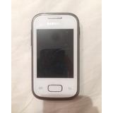 Teléfono Samsung Pocket Liberado