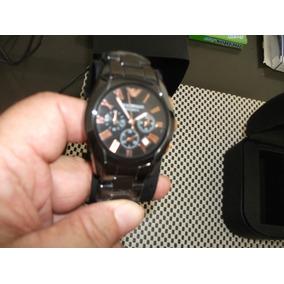 4690b89b1e6 Relógio Emporio Armani Ar0552 Novo Na Caixa Maravilhoso - Relógios ...