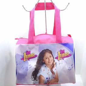 Bolso Cartera Baul Tipo Furla Soy Luna Disney Regalo