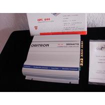 Amplificador Oritron Opc 644 320 Watts - Novo Na Caixa