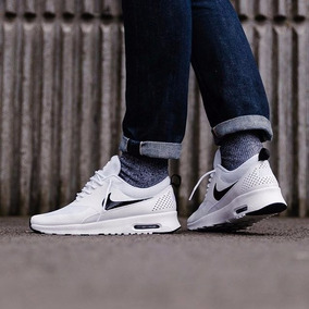 Zapatillas Nike Air Max Thea White 2017 Para Mujer Oferta