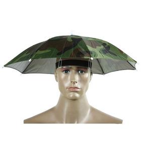 Paraguas Sombrro Sombrilla 2 Piezas