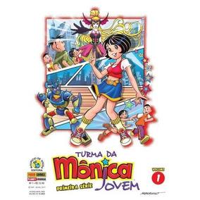 Turma Da Mônica Jovem - Primeira Série - Vol. 1