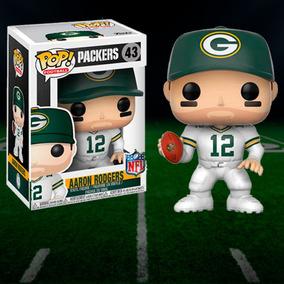 Funko Pop Nfl Aaron Rodgers Green Bay Packers