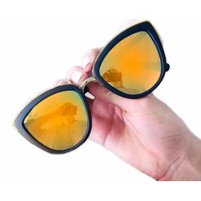 Divinos Anteojos Lentes De Sol Espejados! 15x5.5cm