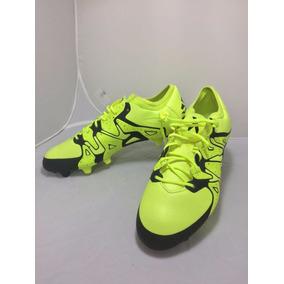 new style 7f370 7dd83 Tacos adidas X 15.1 Fg Originales Envio Gratis