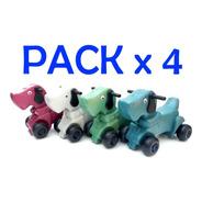 Andarin Perrito Pack X4 Por Mayor Pata Pata Super Simpatico