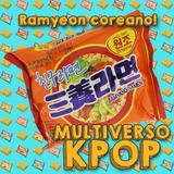 Ramen Coreano Samyang Ramen Kpop Bts Got7 Exo Promo Fideos !