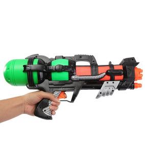 Pistola D Agua Gigante Water Gun Piscina Carnaval Playa Agua