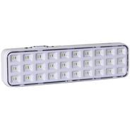 Luminária De Emergência Recarregável 30 Leds Bivolt