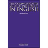 The Communicative Value Of Intonation In English -cambridge*