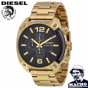 Reloj Diesel Overflow Dz4342 - Original En Caja Con Garantia