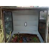 Cupula Carryboy De Nissan D22 Doble Cabina, Sin Puerta Tras