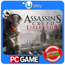 Assassins Creed: Liberation Hd Uplay Cd-key Global