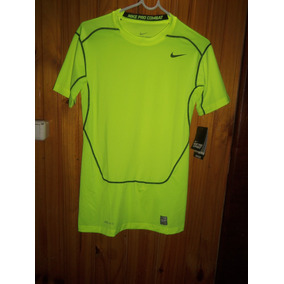 Liquido Nike Pro Combat Remera Deportiva L