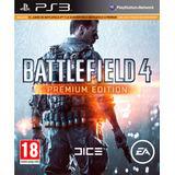 Battlefield 4 Premium Edition Ps3 Digital Gcp