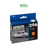 Tinta Epson T296 Black (5ml).
