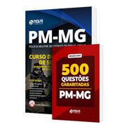 Apostila Pm-mg 2020 - Curso De Formação De Soldados Livro