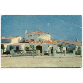 Postal Gran Hotel Los Pinos Rio Hondo Santiago Del Estero