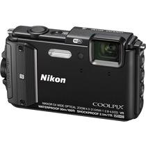 Câmera Nikon Coolpix Aw130 À Prova D
