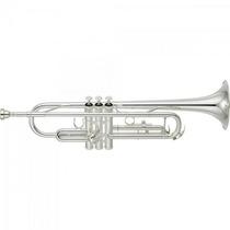 Trompete Bb Ytr-3335s Prateado Yamaha