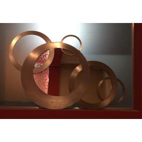 Espejos De Diseños Acero Inoxidable