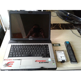 Laptop Toshiba Satelite Modelo A205-sp5820 Repuesto