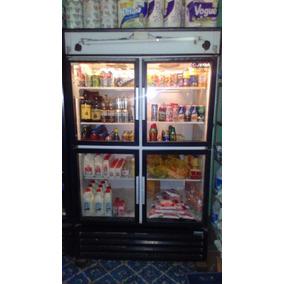 Refrigerador Comercial Ojeda 4 Puertas Super Amplio Al 100%