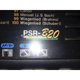 Teclado Yamaha Psr-b20 Ritmos Brasileiros - Vendo Ou Troco