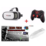 Pack Gafas Vr Box Y Control Y Gamepad Zona Tech