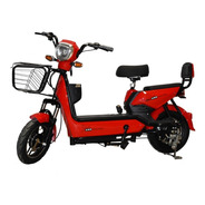 Moto Scooer Bici Electrica 50km Autonomia 350w 48v 15a