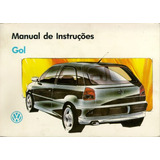 Manual Do Proprietário Vw Gol 96 - Completo!
